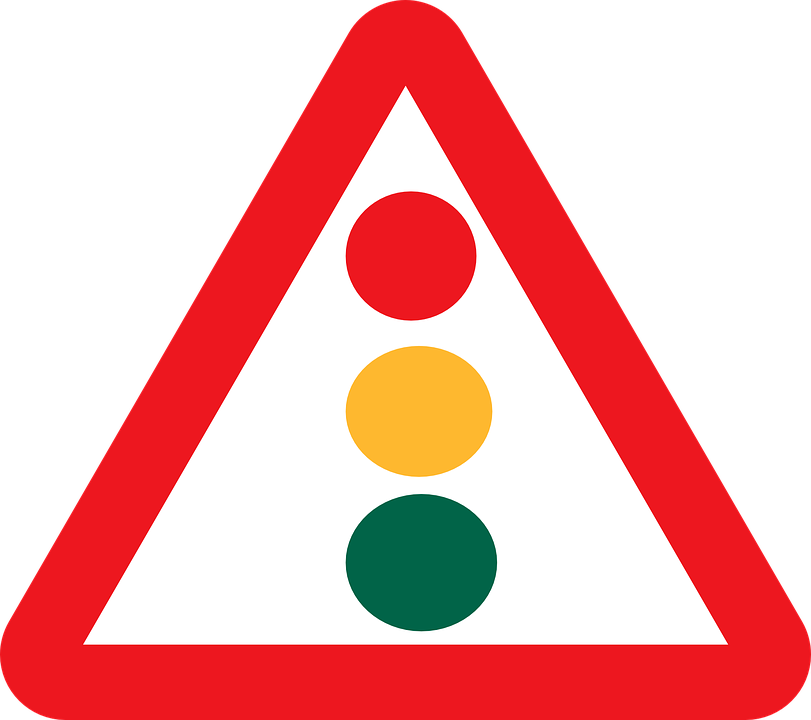 Trafficlight, Road, Signal, Caution, Safety, Attention