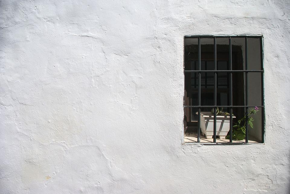 Sun, Wall, Light, White, Cal, South, People, Silence
