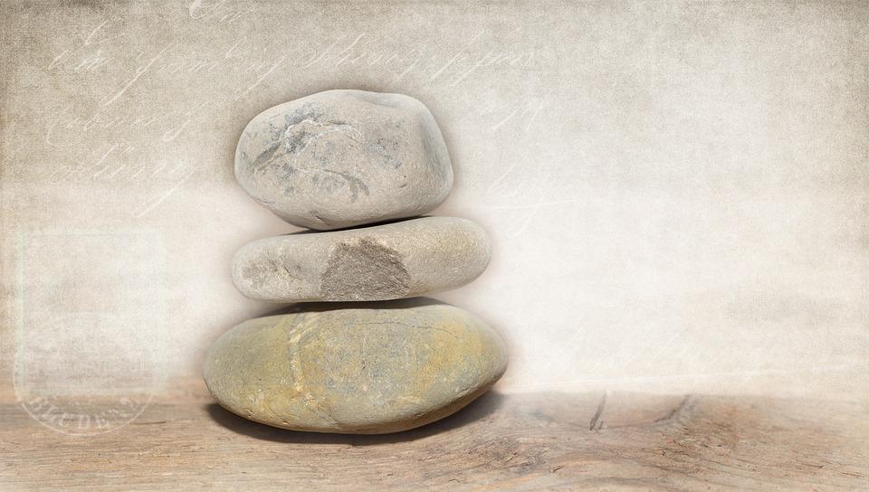 Wood, Stones, Hard, Stone Tower, Tower, Balance, Silent