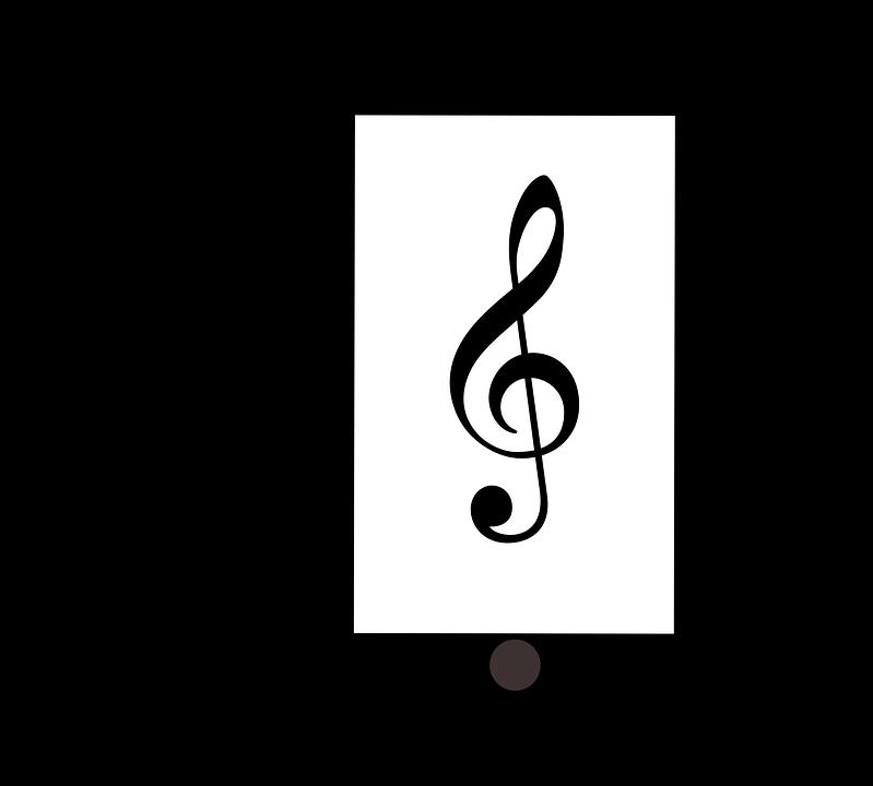 Earphones, Music, Silhouette, Mp3, Headphones, Player