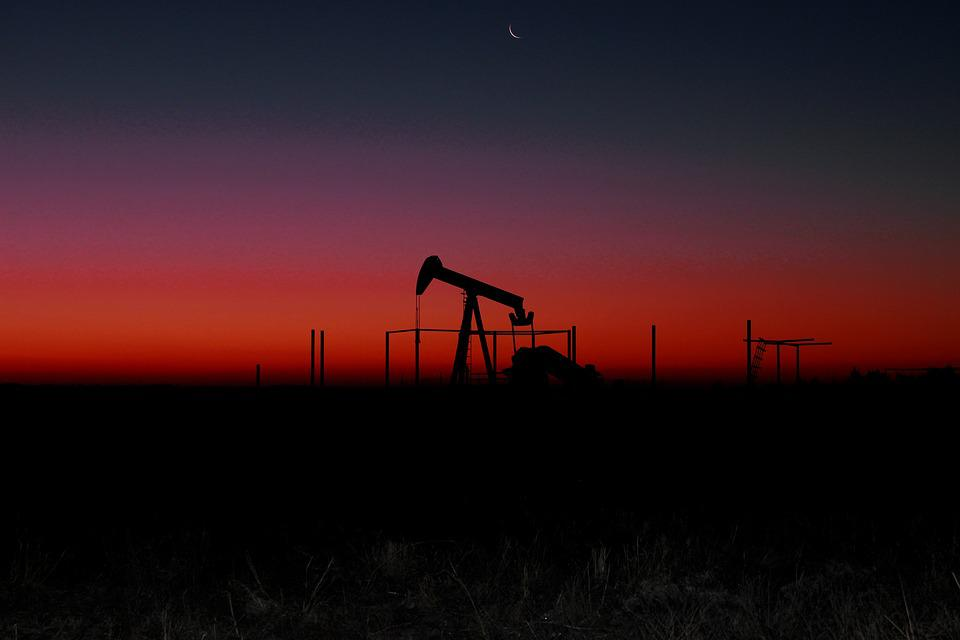 Industry, Sunset, Fossil Fuel, Silhouette, Resource