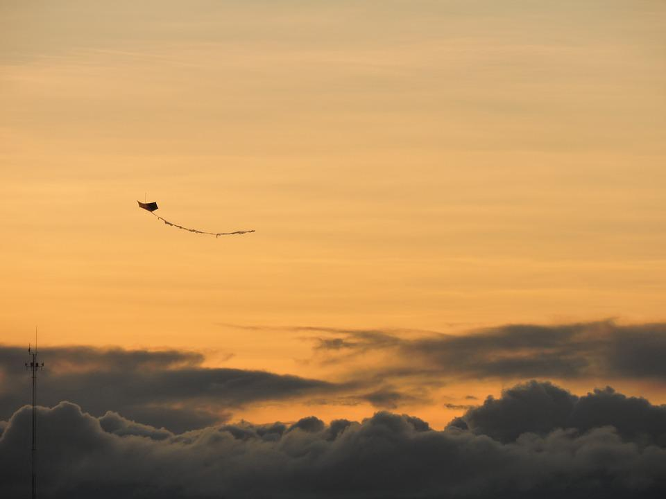 Sunset, Dawn, Sky, Landscape, Sol, Silhouette, Nature