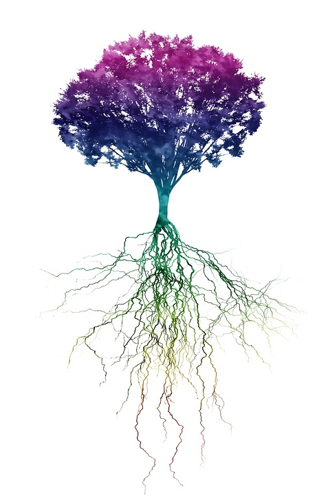 Tree, Green, Design, Silhouette, Wood