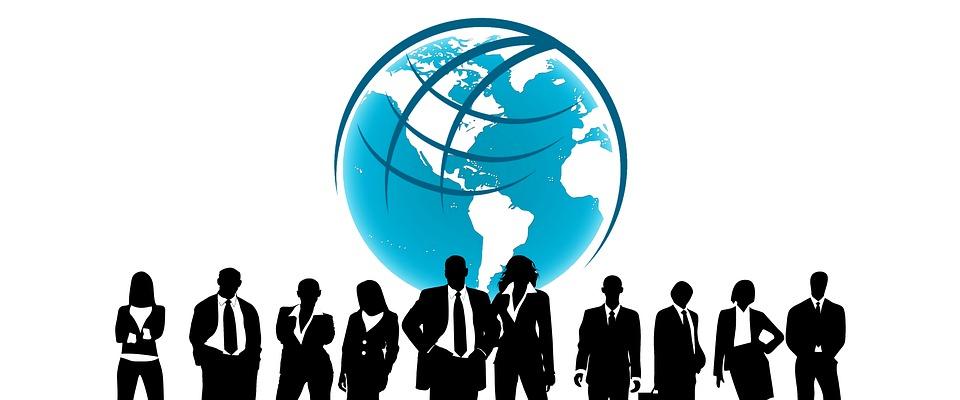 Entrepreneur, Silhouettes, Idea, Competence, Vision