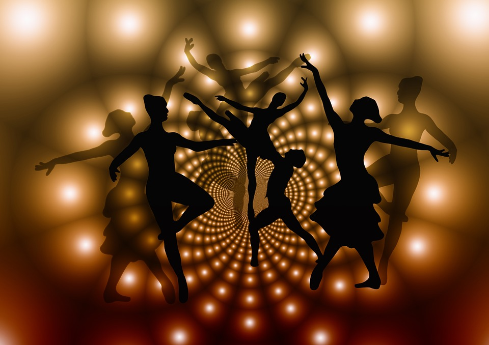 Ballet, Dancers, Woman, Silhouettes, Dance