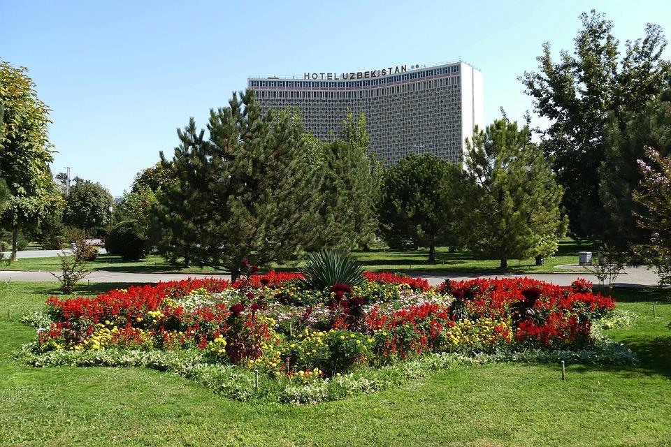 Tashkent, Uzbekistan, Central Asia, Silk Road, Park