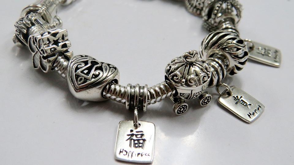 Sterling Silver, Silver, Jewelry, Silver Bracelet