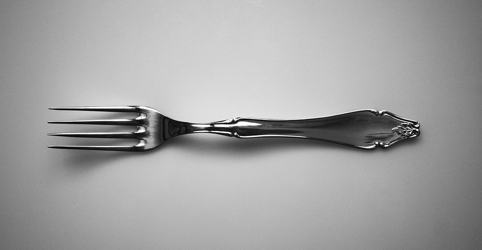 Fork, Tool, Table, Eat, Silver, Kitchen, Precious