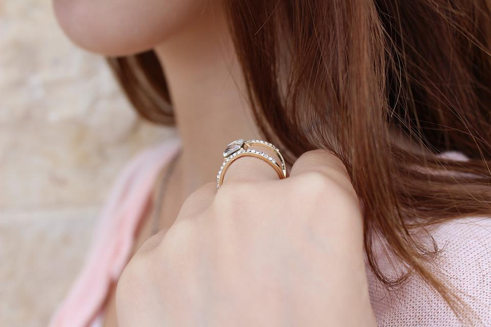 Ring, Jewelry, Diamond, Gold, Jewellery, Silver, Jewel