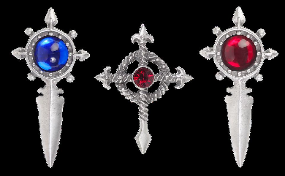 Pendant, Silver, Ornament, Jewelry