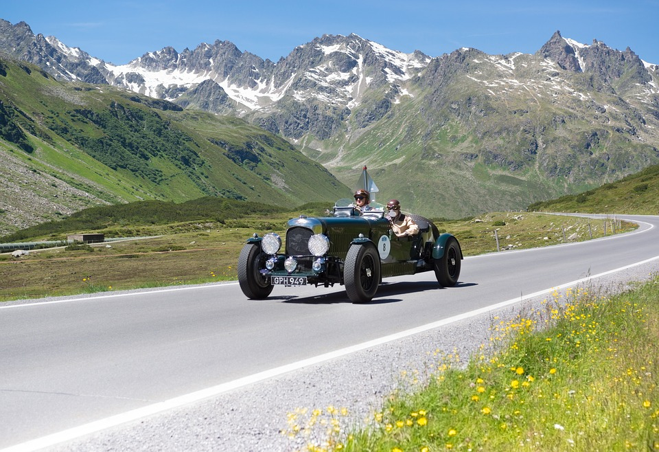 Silvretta Classic Rally, Silvretta High Road