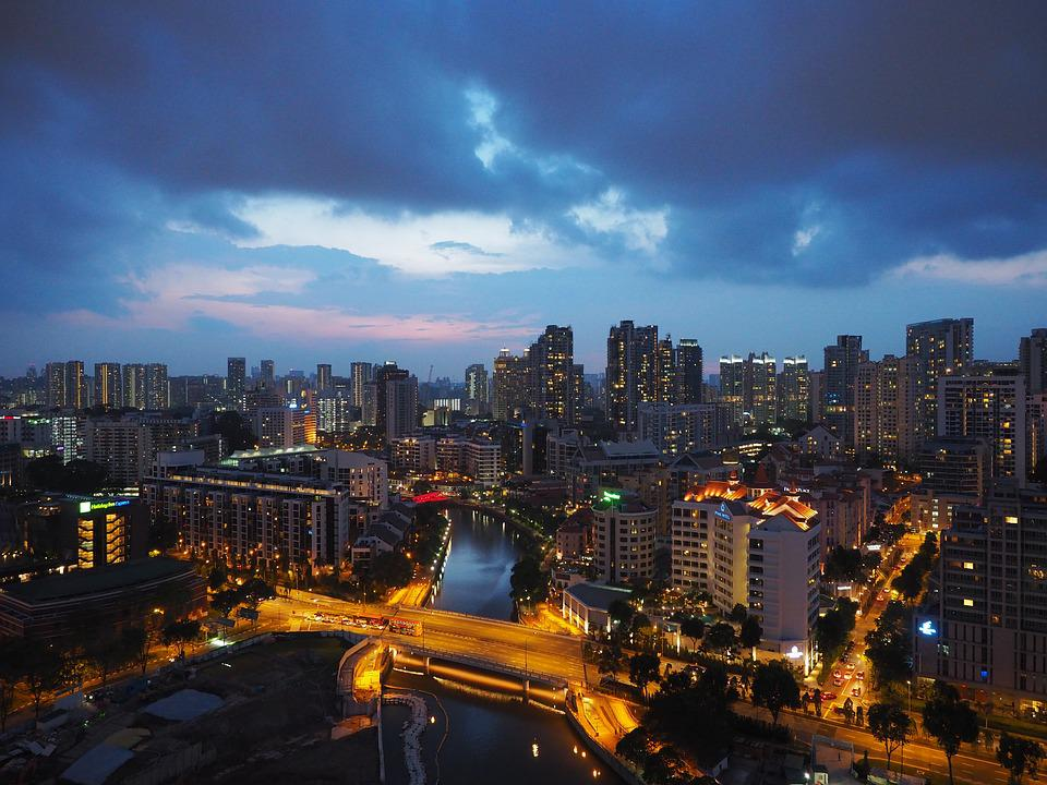 Singapore, Travel, City, Asia, Urban, Architecture