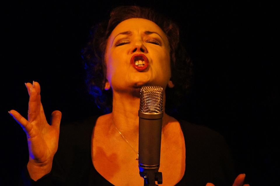Sing, Singing, Singer, Microphone
