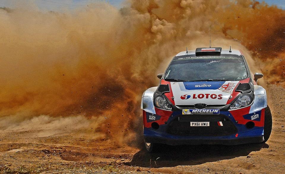 Rally, Single Seater, Racing Car, Machine, Sardinia
