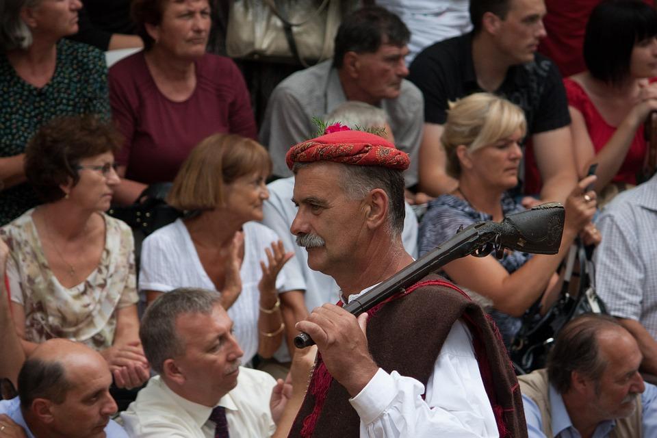 Sinjska Alka, Participant, Croatia