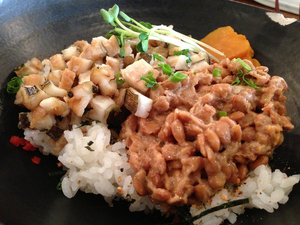 Natto, Food, Bob, Sinsa Dong, Bean, Miso, Restaurant
