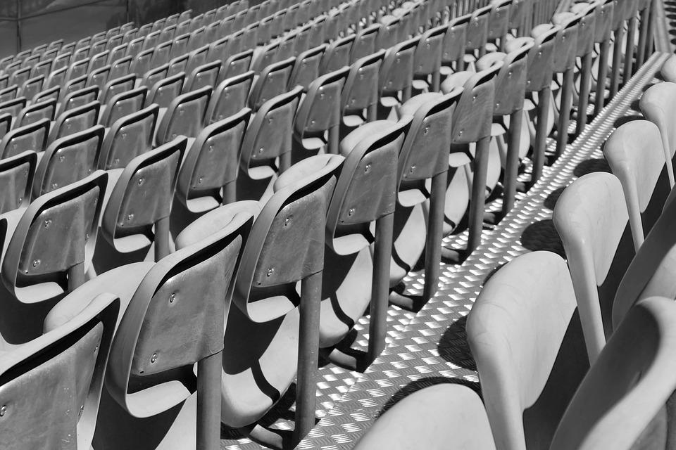 Chairs, Stalls, Series, Places, Sit