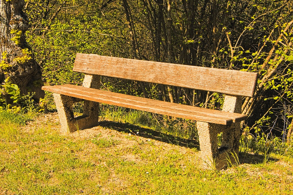 bench outside. Bench  Seat Sit Rest Object Outside Public Free photo Max Pixel
