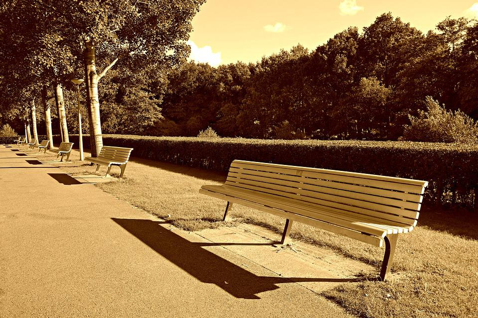 Bench, Seat, Sitting, Wooden Bench, Rest, Relaxation
