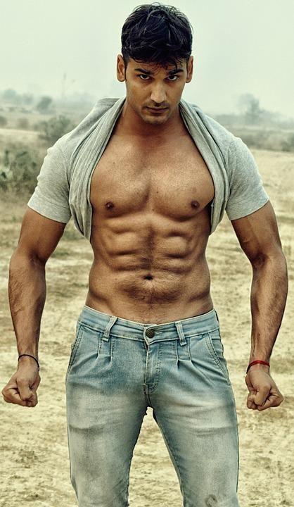 Six Pack, Chest, Fitness, Torso, Athletic, Muscular