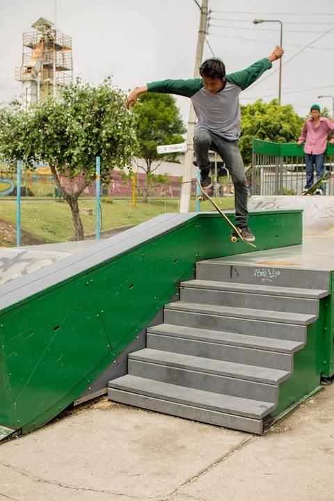 Jump, Skate, Sport