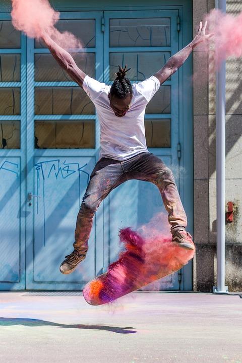 Skateboard, Skateboarder, Skae, Lifestyle