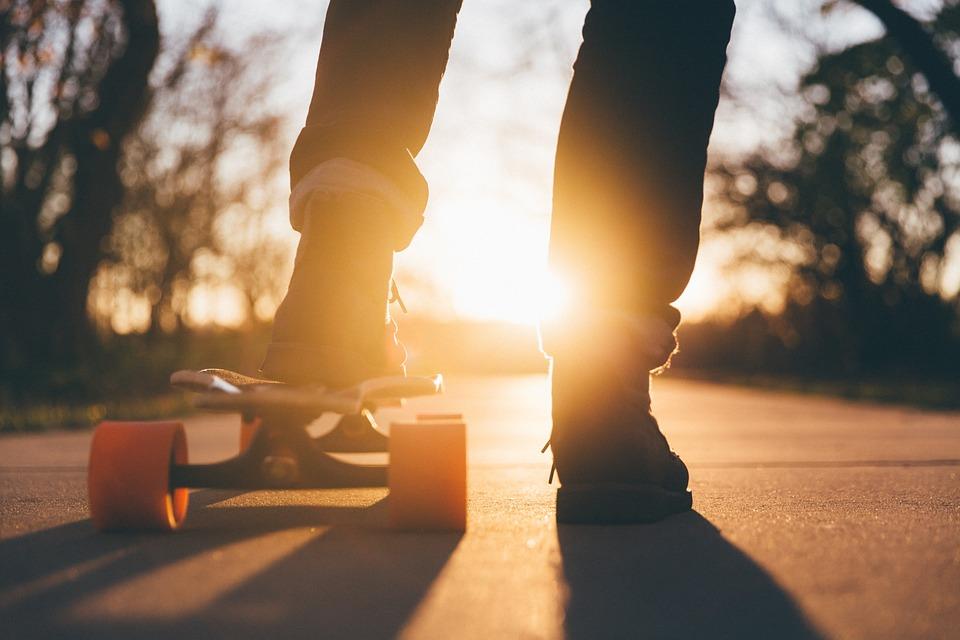 Skateboard, Youth, Skater Boy, Skater, Teenager