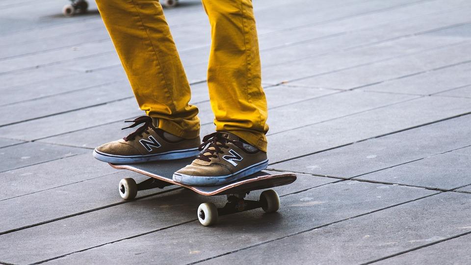 People, Skateboarding, Game, You Beautiful, Nature