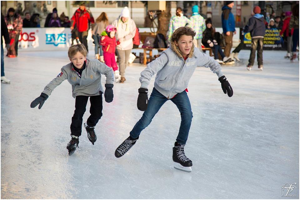 Ice Skating, Ice-skating, Skating, Figure Skating