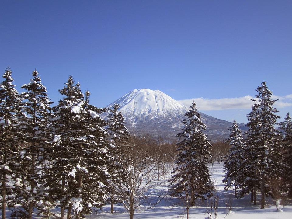 Mount Yotei, Niseko, Japan, Ski, Snow, Snowboard