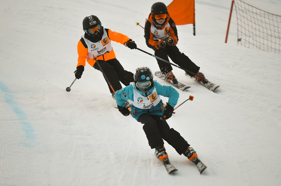 Ski, Skicross Competitions, Competition, Winter, Skis