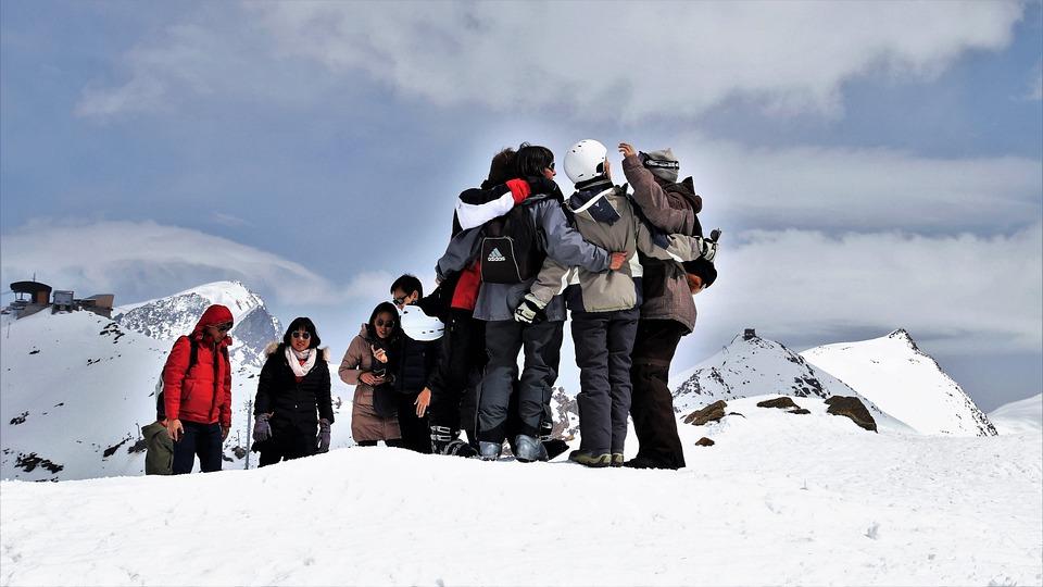 Switzerland, Ski, The Alps, Snow, Winter, Cold, Ice