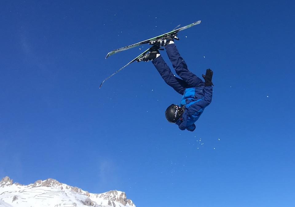 Ski, Jump, Val D'isere