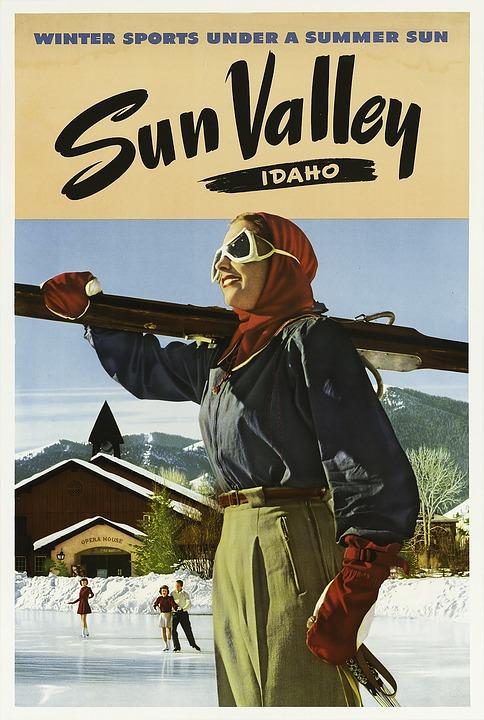 Skiing, Snow, Winter Sports, Ski, Winter, Resort, Skier