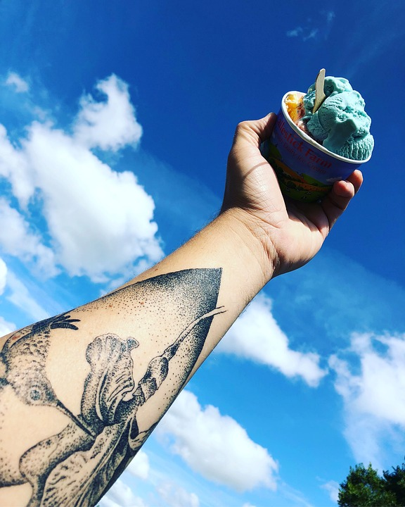 Tattoo, Art, People, Man, Guy, Spiritual, Body, Skin