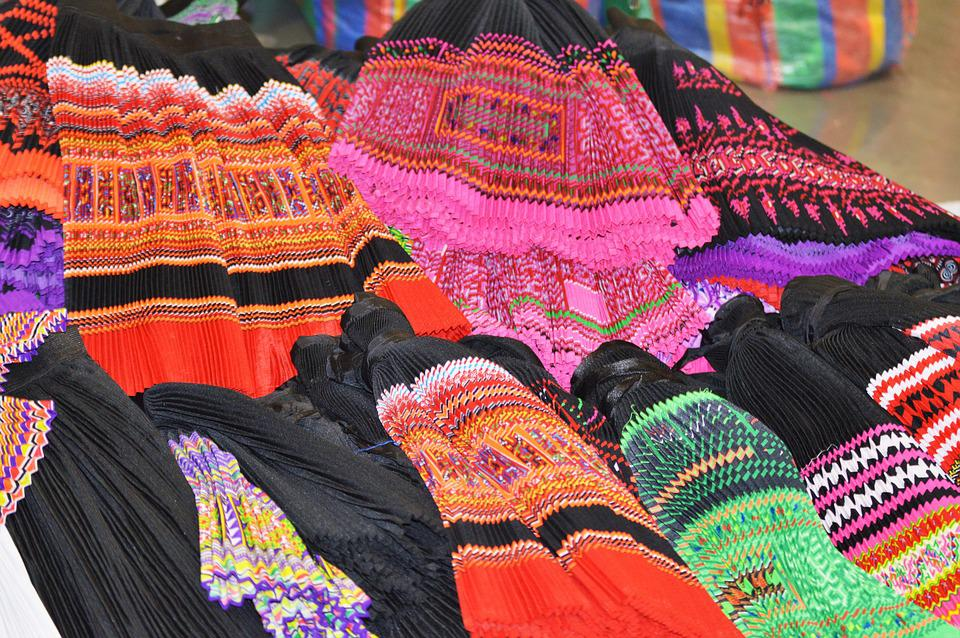 Culture, Hmong, Traditional, Asia, Clothes, Skirt