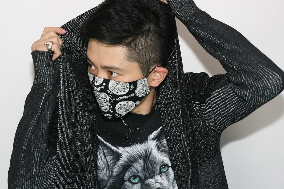 Mask, Fashion, Model, Skull, Fashion Mask