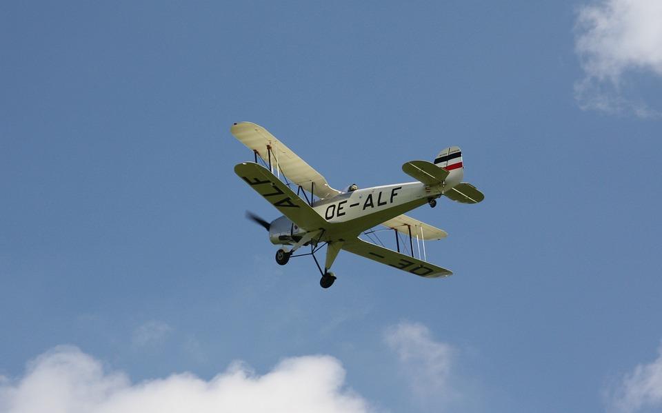 Aircraft, Flight, Airport, Air, Transport System, Sky
