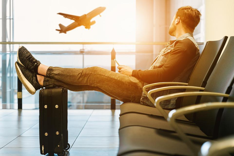 Airport, Airplane, Aircraft, Fly, Flight, Sky, Plane