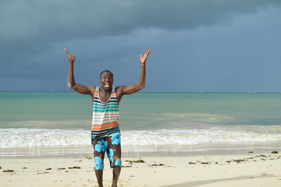 Beach, Sea, Water, Sand, Nature, Summer, Sky, Tropical