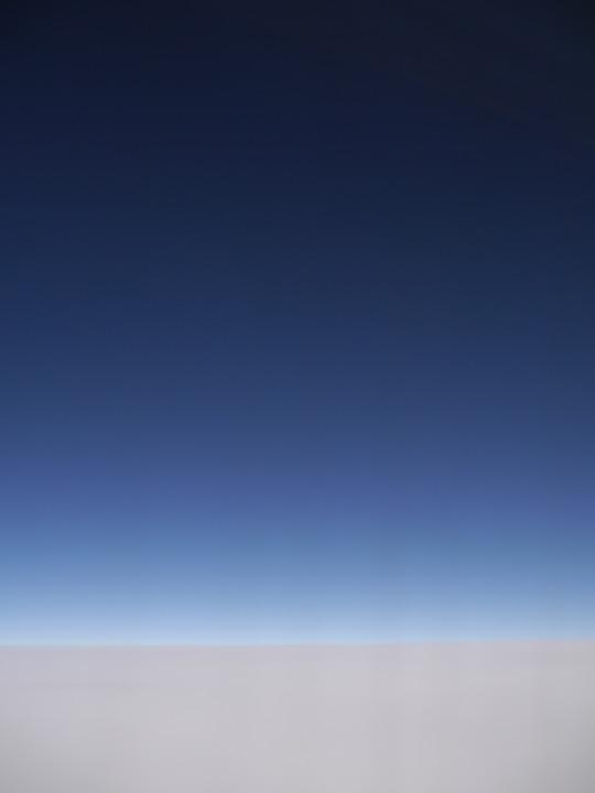 Sea Of Clouds, Sky, Universe, Aerial Photograph, Blue