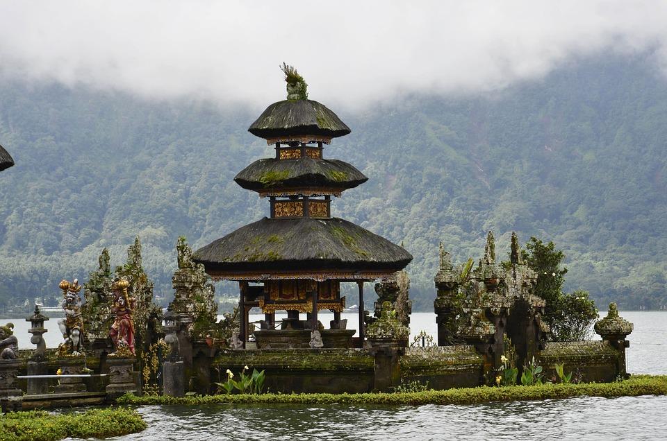 Travel, Lake, Sky, Body Of Water, Bali
