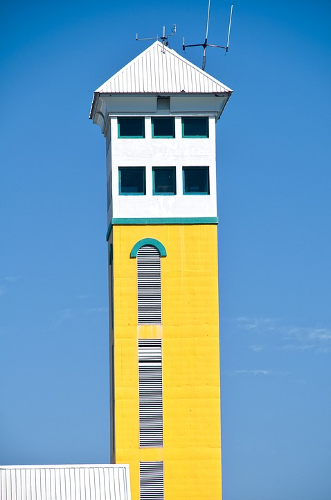 Tower, Sky, Bahamas, Building, Architecture