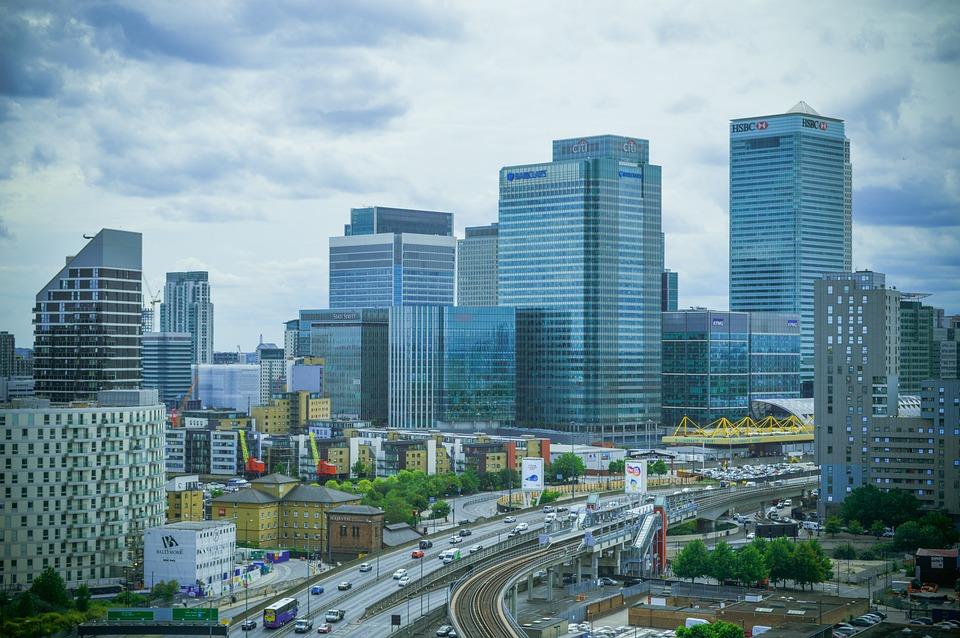 Architecture, City, Building, Skyline, Cityscape, Sky