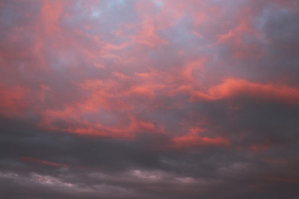 free photo sky cloud glow max pixel