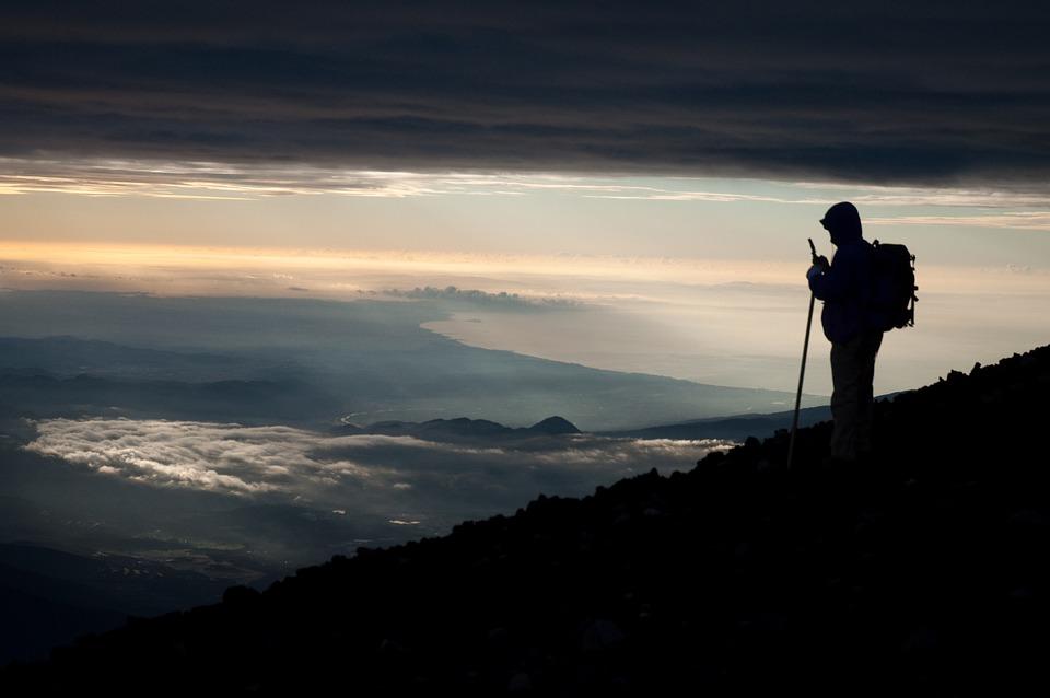 Mt Fuji, Mount Fuji, Japan, Landscape, Sky, Cloud