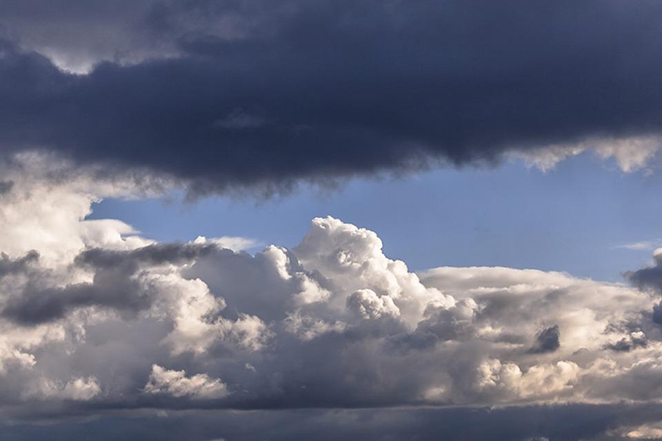 Clouds, Blue, Sky