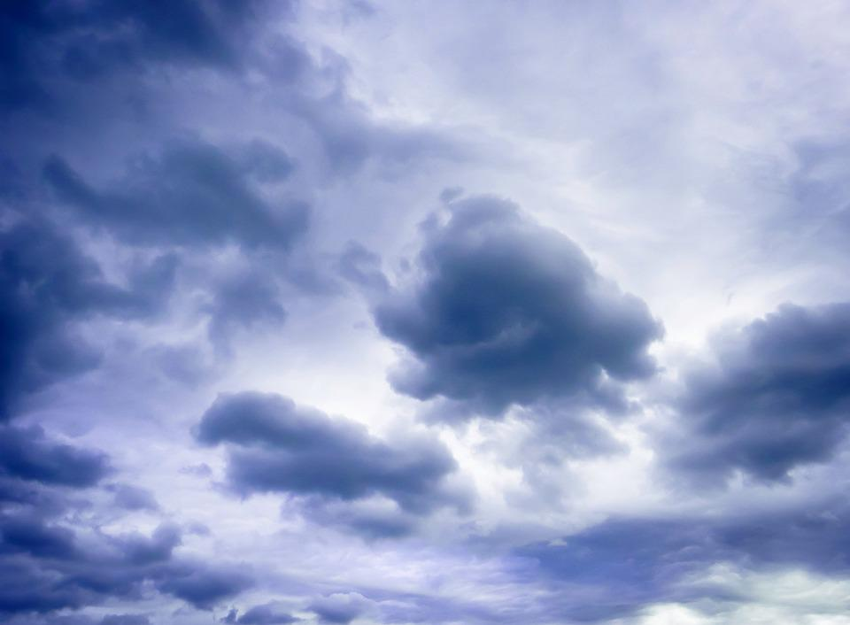 Clouds, Dusk, Storm Clouds, Outdoor, Cloudy, Sky
