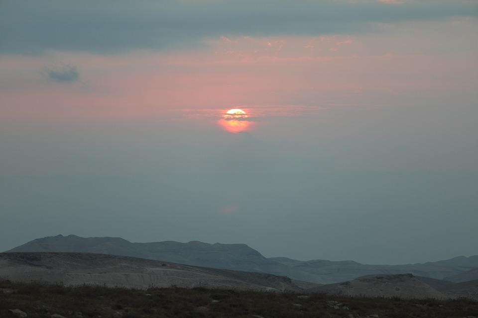 Sunset, Clouds, Sky, Sunrise, Landscape, Evening, Dawn