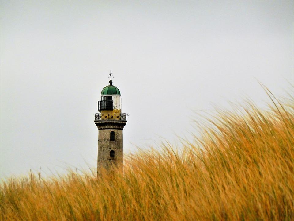 Lighthouse, Sky, Travel, Tower, Coast